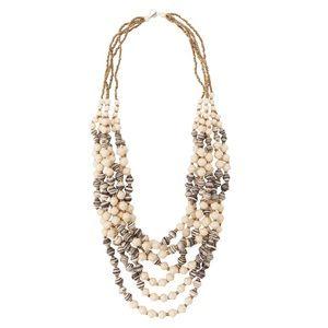 31 Bits Odette Layered Necklace